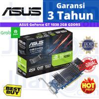 ASUS VGA GeForce GT 1030 Silent 2GB GDDR5 ASUS GeForce GT1030 Resmi