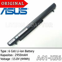 Baterai Original Laptop Asus A46C A46CB A46CM K46CB K46CM S46C S46CM