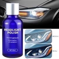 Cairan Polish Pemutih poles Kaca Lampu head lamp light car Motor 30 ml