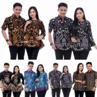 BAJU SERAGAM BATIK - Batik Couple Ori Ndoro Jowi DNT Garansi Ory|ruzli