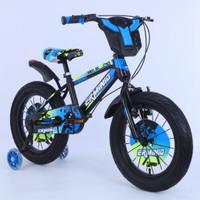 Sepeda anak laki bmx 18 ban jumbo 3.0 mantap