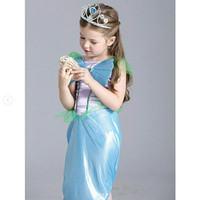Mermaid Costume | Baju Renang Anak Kostum Putri Duyung Import