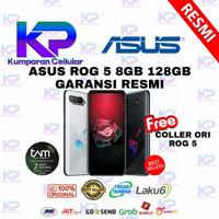 ASUS ROG PHONE 5 8GB 128GB GARANSI RESMI - Putih