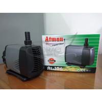 Pompa Air Kolam Aquarium 4000L ATMAN AT 106 Filter Sirkulasi KUAT 4m