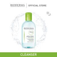 Bioderma Sebium H2O Makeup Removing Micellar Water for Oily Skin 250ml
