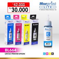 Tinta Epson BLUEPRINT Lite 664 For Printer Epson L120 , L350 - 70ml