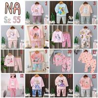 Baju tidur / setelan / piyama import anak PerempuanBrand melody (NA-B) - Sz 55, GIRL- PEREMPUAN