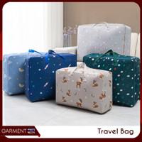 Travel Bag Jumbo Tas Lipat Selimut Hand Carry Anti Air Waterproof Wani