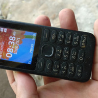 Nokia 130 dualsim micro SD Mp3 normal lancar jaya