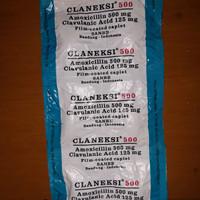 CLANEXI500MG