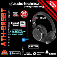 Audio Technica ATH SR5BT / SR5 BT / Hi-Res On-Ear Bluetooth Headphone