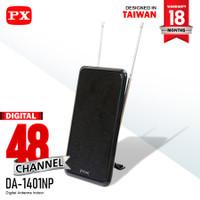 PX Antena Dalam TV Digital DA-1401NP Indoor Antenna DA1401NP