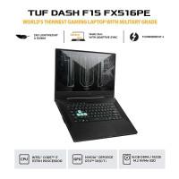 ASUS TUF Dash F15 FX516PE-I7R5B6T-O - Eclipse Gray