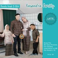 GRATIS ONGKIR Baju Couple Family gamis syari koko ramadhan