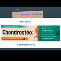 Chondrosteo Joints Pain Relief Massage Gel 100ml