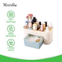 Marvilo Rak Makeup Kosmetik Serbaguna Bahan Plastik