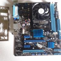 Paket mobo AMD AM3 plus Phenom II