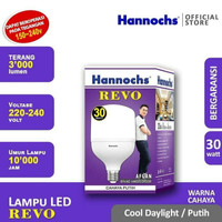 Hannochs Lampu LED Revo 30 watt Cahaya Putih