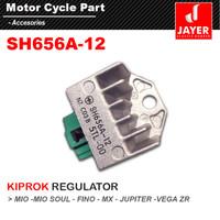 Kiprok Regulator pengisi aki motor Mio, Jupiter, N-max, Vega ZR