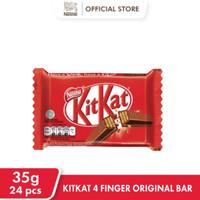 KIT KAT Coklat Wafer 4F Original 35g (1 Box isi 24 pcs)