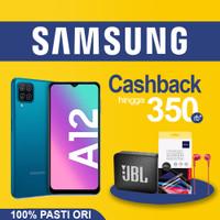 Samsung Galaxy A12 6/128 4/128GB Garansi Resmi 1 Tahun not Samsung A11