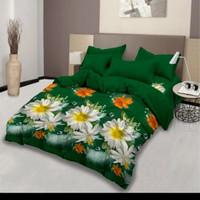 bed cover lady rose sprei karet no2 uk 160x200 motif Gisel