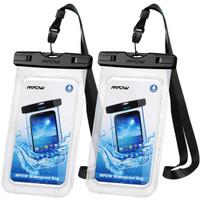 Waterproof Case HP Glow in The Dark - Sarung Gadget Anti Air Hujan