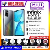 Infinix Note 8 Ram 6 Rom 128 rom 64 Gaming Garansi Resmi