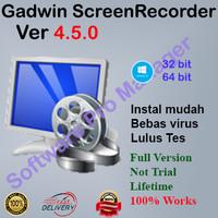 Gadwin ScreenRecorder - Full Version