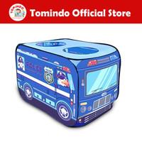 Tomindo Mainan Tenda Anak Mobil Polisi maenan tenda anak rumah rumahan