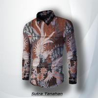 baju batik tulis pria 242KG - all size