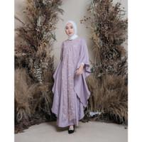 Baju Gamis Syari Wanita Terbaru Dress Gamis Brukat Dress Pesta