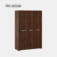 Pro Design Roma Lemari Pakaian 3 Pintu