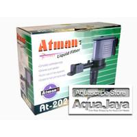 ATMAN AT-202 Water pump / Filter Powerhead / Pompa Air Aquarium