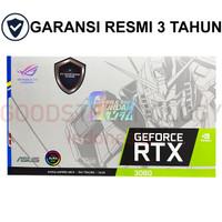 ASUS ROG STRIX RTX 3080 10GB GDDR6X GUNDAM EDITION OC