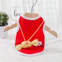Baju Kucing Anjing - Candy Top Bag Dog Shirt Kaos Anjing Kucing
