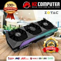 Zotac RTX 3080 Ti AMP HOLOBLACK 12GB | GDDR6X | 384-Bits | NVIDIA