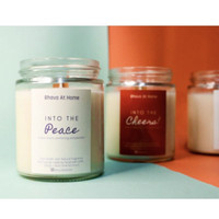 Bhava Peace Soy Sax Candle Scented Candle Fragrance Aromatherapy Aro - 200gr