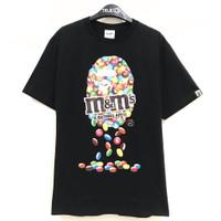Bape x M&M'S Ape Head T-shirt 100% Original - M
