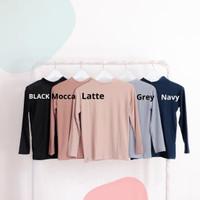 Manset Baju - Dalaman baju bahan Jersey Premium
