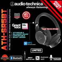 Audio Technica ATH SR5BT / SR5 BT Bluetooth On-Ear Hi-Res Headphones