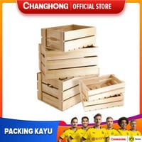 Paking Kayu Packing Kayu Peti Kayu (Jangan pesan secara terpisah)