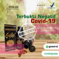 Terbukti Negatif Covid Syifa Avi