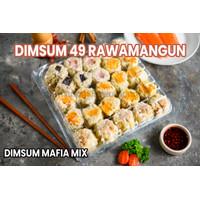 DIMSUM MAFIA / MAFIA DIMSUM RAWAMANGUN 49 / HALAL