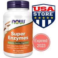 Now Foods Super Enzymes Digestion Food Pencernaan