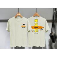 Kaos Distro Pria TP Simpson Tribe DB Atasan Pria Kaos Pria T-shirt