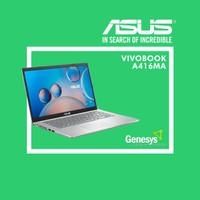 PROMO MURAH !!! Asus Vivobook A416MA-BV422TS N4020 4GB 256GB SSD GREY