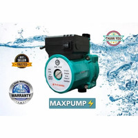 Pompa Booster 100 Watt Silent Pendorong Pompa Dorong Auto Water Heater