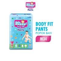 Baby Happy Popok Bayi Body Fit Pants M 34