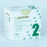Bahan Tambal Gigi Dental Fuji 2 Gold Label GC Fuji ll universal